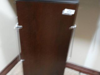 Electronic trouser press
