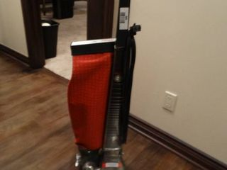 Kirby Heritage vacuum sweeper w  attachments