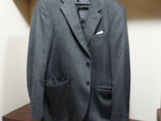 Custom made tailored sport jacket  Made by Coppley