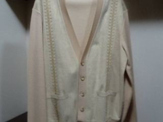 Vintage St  Croix knits sweater vest  Very fine fashion