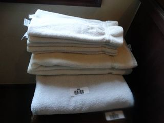 lot of monogram towels