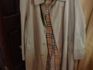 Vintage Burberrys rain coat jacket  Over  1000 new