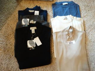 6 designer shirts