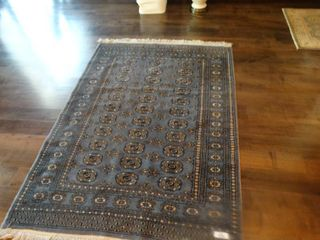Vintage outstanding area rug  52  x 70