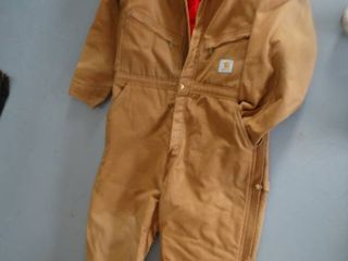 Carhartt size 42s coveralls  Excellent