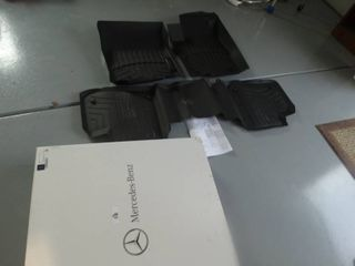 New Mercedes Benz rubber floor mats