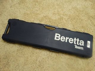 Beretta firearm hard plastic case