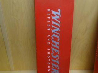 Winchester firearm box