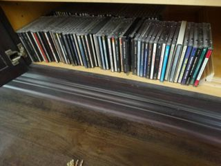 large lot of various Cds