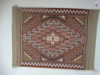 Handmade blanket  39 5  x 28