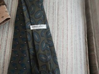 Genuine Giorgio Armani Cravatte neck tie