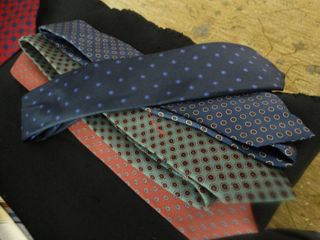 4 various neck ties