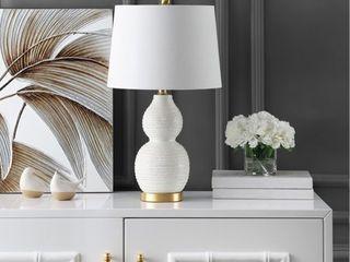 Darsa Table lamp White