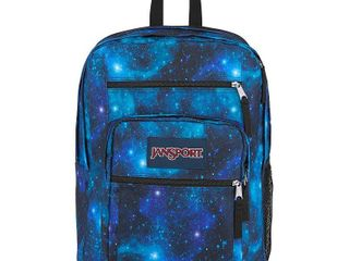 Jansport Big Student Polyester Backpack   Galaxy