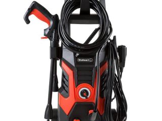 Pressure Washer Electric Powered by Stalwart  Power Washer For Cleaning Driveways  Patios  Decks  Cars and More