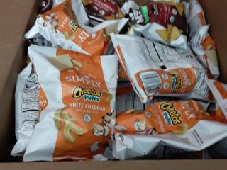 Simply Doritos   Cheetos Mix Variety Pack  0 875 oz Bags