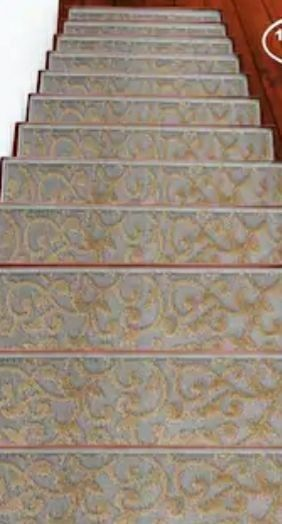 SussexHome Stair Tread 13 Pieces