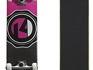 Krytonics Drop in Series Complete Skate Board