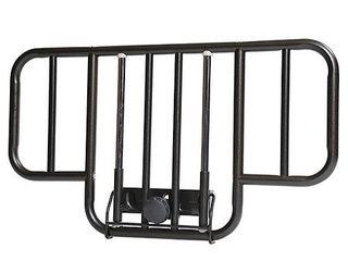 BedsRails Product Description  Bed Rail No Gap Half BrownVein 1 cs
