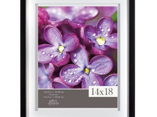 11  x 14  Frame Black   Gallery Solutions