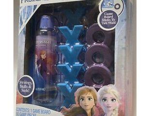 Centric Beauty Disney Frozen Ii Bath Tub Tic Tac Toe For Ages 3