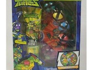 Nickelodeon Rise Of The Teenage Mutant Ninja Turtles Bubble Bath Dartboard