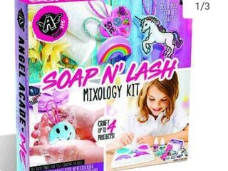 Soap N  lash Mixology Kit Craft Up To 4 Projects