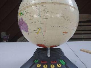 Electronic Educational Globe