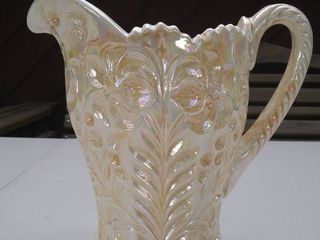 handmade vintage pitcher 1972