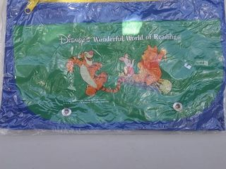 Disney s wonderful world of reading over the back of a car seat organizer  New
