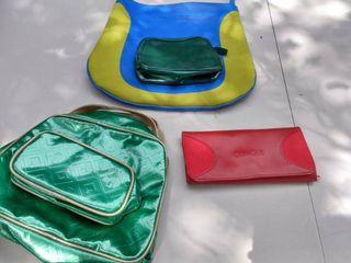 5 Clinique cosmetic handbags