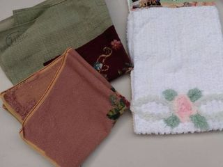 one chenille craft cut and two needlepoint