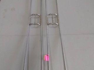 2 metal mophead frames