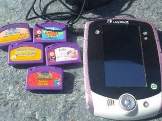 leapPad 2 with leapPad Games