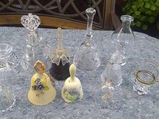 lot of Decorative Bells