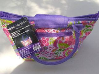 Fit Fresh Maggie Chiller Bag   lunch Bag