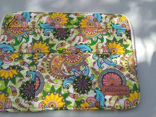 Malirona Canvas laptop or Tablet Bag