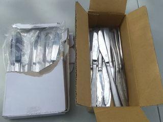 Three Dozen New Dinner Knives with 15 bonus Used Knives