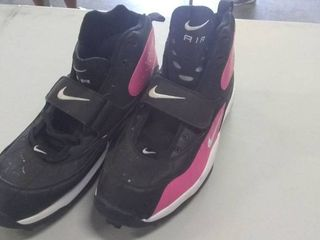 Pair of Nike Zoom Air Cleats Size 15