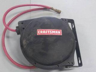 Craftsman 30ft Retractable Air Hose