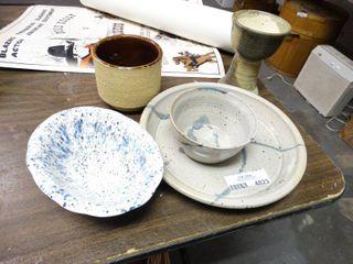 lot of Ceramic Dishes