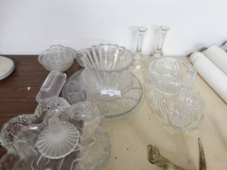 lot of Collectors Glass