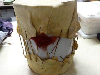 Skin Covered Drum