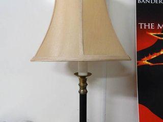 Very Nice lamp w  Shade