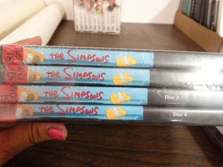 The Simpsons Complete 2nd Season on DVD