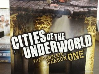 Cities of the Underworld on DVDs