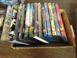 lot of Movies on DVD