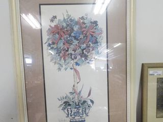 Nice large Picture in Frame