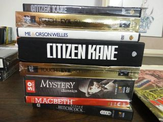 lot of Older Movies on DVD