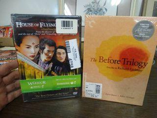 2 Movie Sets on DVD